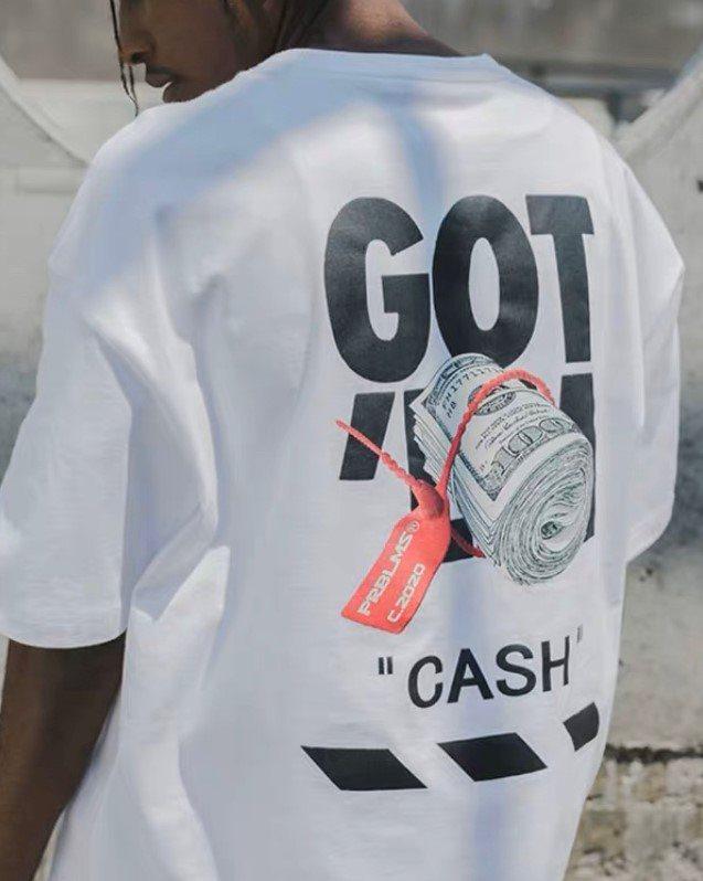 《2色》GOT'EM CASH Tシャツの画像2